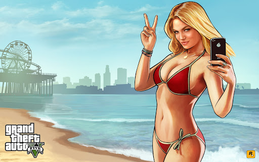 Take A Look At GTA Online Official Gameplay Video