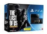 the last of us emastered ps4 console bundle