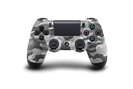 Urban Camouflage PS4 Controller