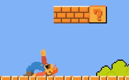 Poor Mario