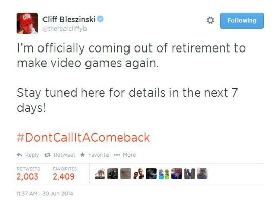 therealcliffyb