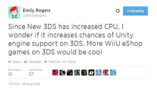 New CPU 3DS