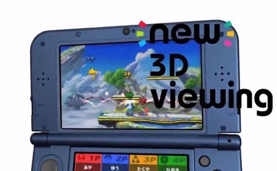 New Nintendo 3DS Angel