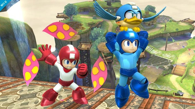 Smash Bros - Mega Man
