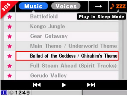 Smash Bros Music 01