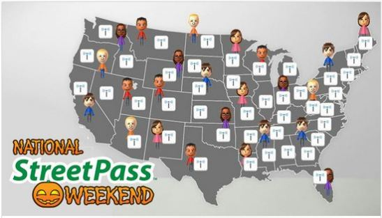 Halloween National StreetPass