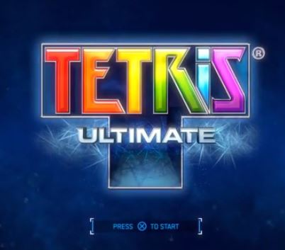 Ultimate Tetris