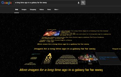 Star Wars - Galaxy far far away